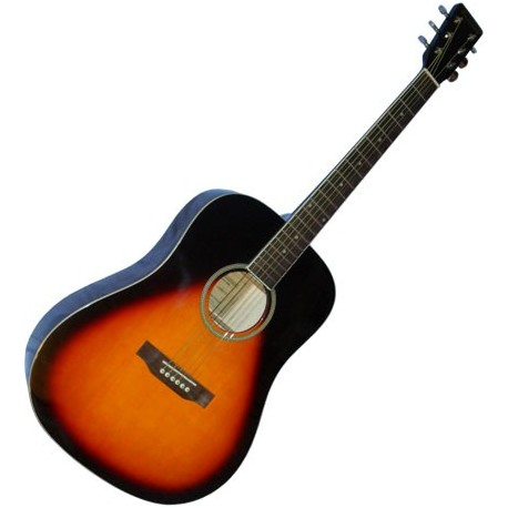 Guitare Folk Beaumont GA 80 B