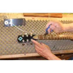 Refrettage guitare ou basse