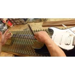 Guitare ou basse : Règlage du manche