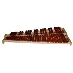 Xylophone 3 octaves 1/2 - Clavier Inversé