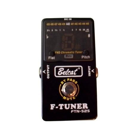 Pédale accordeur Belcat F-Tuner FTN-525