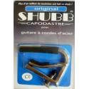 Capodastre pour cordes acier Shubb