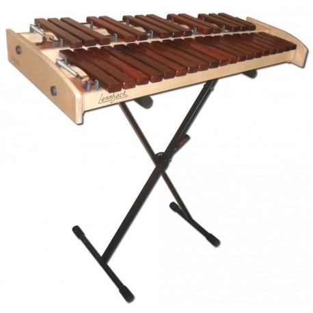 Xylophone 2 octaves 1/2 Start Démontable