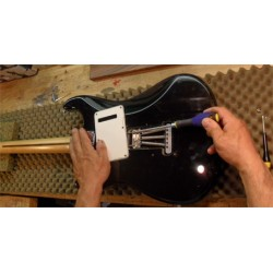 Guitare : réglage complet