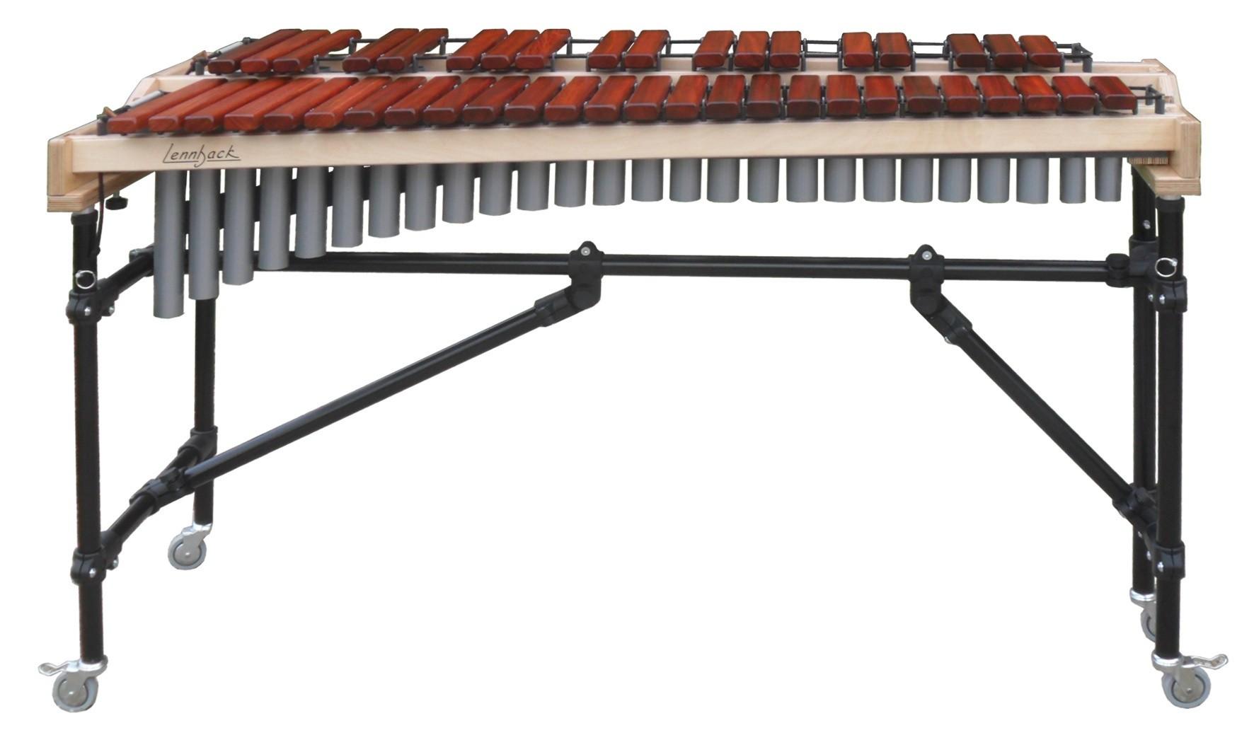 Xylophone étude F4-C8